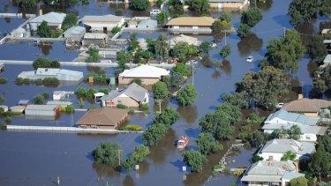 Queensland's 2010-11 floods damaged or destroyed $6b in public infrastructure.