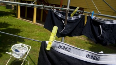 Pacific Brands, the owner of Bonds undies and Sheridan sheets, is set to fall into US hands.
