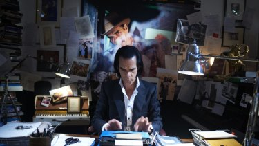 Singer, songwriter and author Nick Cave turned to work to make sense of the catastrophic loss of his son,