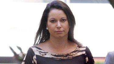 Nicole Bricknell, ex-wife of former Billabong surfwear entrepreneur Matthew Perrin.