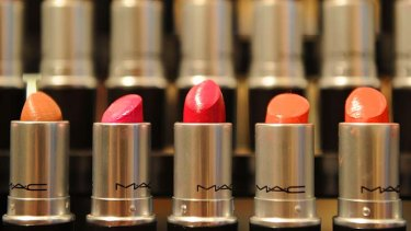 Paying up: The long-running case started after allegations Target was stocking fake MAC cosmetics in its stores.