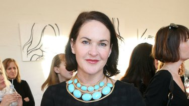 Out of Vogue ... magazine editor Kirstie Clements has been sacked.