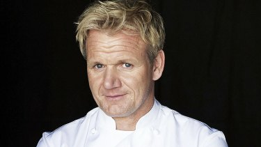 'I was banging my head against a brick wall,' says Gordon Ramsay about his experience filming <i>Behind Bars</i>.