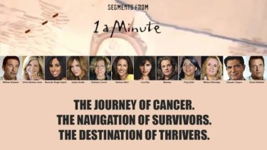 The channel will address questions around cancer survival and treatment.