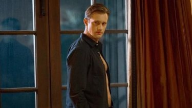 Fang fave ... Eric Northman returns to <i>True Blood</i> in final series.