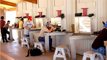 An image from the Family Shooting Center website.