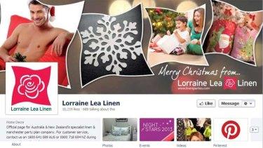 Lorraine Lea's main Facebook page.