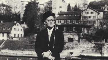 James Joyce, in Zurich in 1938, was the greatest writer of the age, according to T. S. Eliot.