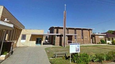 The church in Brunswick West.