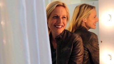 Marta Dusseldorp ... set to lead the cast of new Seven drama <em>A Place to Call Home</em>.