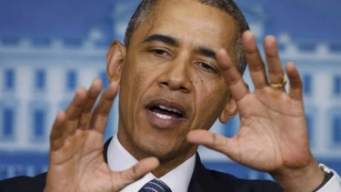 Obama's next task will be to encourage other nations to cut emissions.