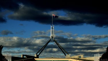 Let there be light in Parliament House ... given the rhetoric of the US election, the Brexit and even our federal election, the scale of the problem can finally be seen.