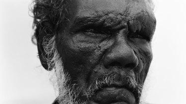 Wik Elder, Arthur (2000) by Ricky Maynard.