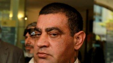 Denied bail: Sam Ibrahim.