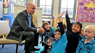 """Education Minister Adrian Piccoli ... said the government """"agrees that there ought to be an alternative provided for students who are not undertaking scripture classes."""""""