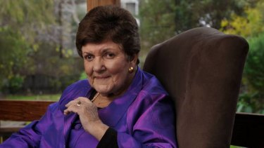 Joan Kirner, a life-long campaigner for the underdog.
