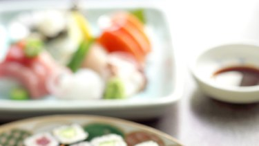 Mineral wealth ... seafood is a good source of selenium.