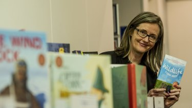 Author Fiona Wood won the Older Readers category of the Children's Book Council of Australia Book of the Year Awards with her book <i>Wildlife</i>.