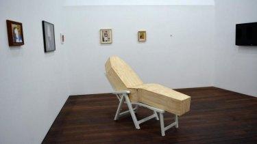 Meg Stoios' <i>Therapy</i>.