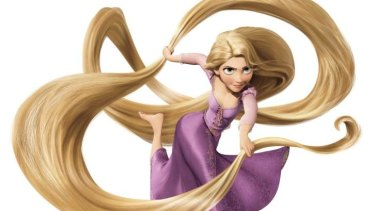 Rapunzel in <i>Tangled</i> was a feisty heroine breathing new life into an old tale.