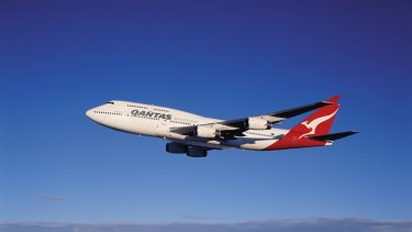 Qantas will use the Boeing 747 that had been flying from Sydney to Los Angeles on the Melbourne-Hong Kong route.