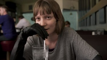 Lone star: Mia Wasikowska has chosen another offbeat role in David Cronenberg's <i>Maps to the Stars</i>.