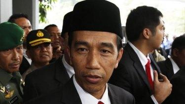 Indonesian President-elect Joko Widodo faces a tough task in Parliament.