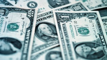 The US dollar.