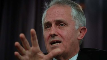 Malcolm Turnbull applauded the rise of 'citizen journalism', but noted it could not fill the shoes of major news sources.