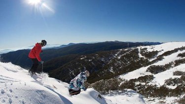 Mount Buller and Falls Creek expect snowfall from today to Thursday.