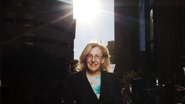 Mixing it up ... Arlene Tansey, one of the four women on the board of Pacific Brands.