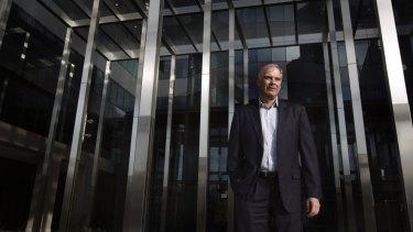 Dominant player: iSentia chief executive John Croll.