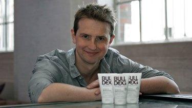 Bulldog Skincare co-founder Simon Duffy.