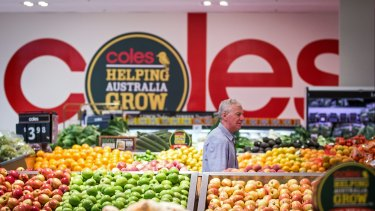Strong growth at the Coles supermarket chain and at Bunnings helped drive the improved Wesfarmers result.