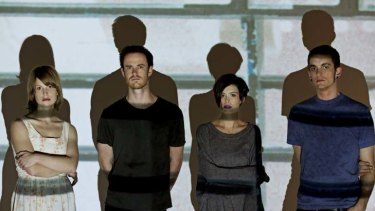 Elegant and flush: The Jezabels pipped Gotye for The Australian Music Prize on Thursday.