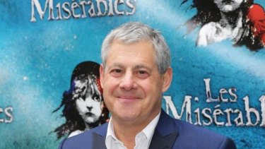 Les Miserables composer moves with the times