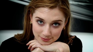 """Elizabeth Debicki's leap from drama school to <i>The Great Gatsby</i> """"was quite overwhelming at first"""""""
