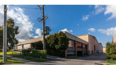 One of Melbourne's highest-profile factories, a huge former logistics centre at 40-48 Howleys Road in Notting Hill, has sold for $11 million.