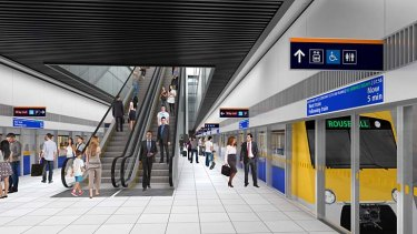 Driverless trains will be monitored by controllers at a new train control centre.