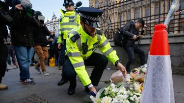 The reaction to the recent terror attack outside the Palace of Westminster highlights how the real power lies with the people.