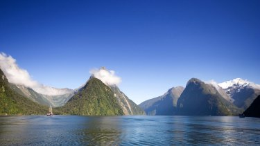 New data illustrates the demand for travel to Fiordland, home to Milford Sound, in New Zealand.