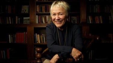 Author Annah Faulkner.