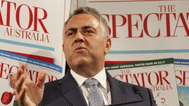 """They should work for as long as they can"": Joe Hockey."