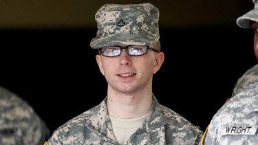 Disenchantment with war stemmed from politics: Bradley Manning.
