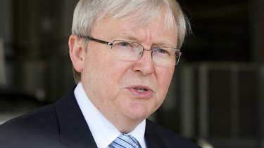Kev for comment: Labor has distanced itself from Naked Communications' questionable strategy.