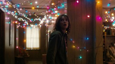 <i>Stranger Things</I> pays homage to films of the 1980s such as <i>E.T.</I> and <i>Starman</I>.