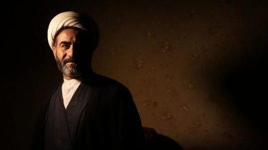'We have enough manpower': Sheikh Adnan al-Shahmani, MP and militia leader, at his home in Baghdad.