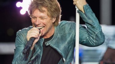 Bon Jovi cuts prices for fans livin' on a prayer in Spain