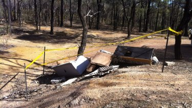 Illegal dumping has become so widespread Parks Victoria staff are struggling to keep up.