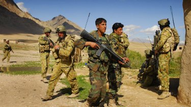 The Australian Government has decided to boost the number of troops in Afghanistan by almost 50 per cent.